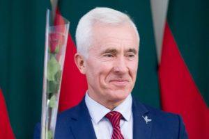 Naujai Sveikos gyvensenos komisijai vadovaus D. Kepenis