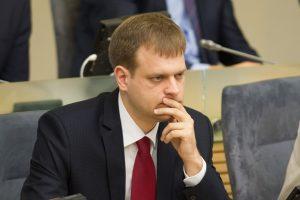 Pasitraukus konservatoriams, žlugo LRT tyrimo komisijos posėdis