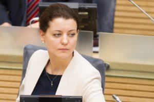 Ministrai raginami steigti pagalbos centrą seksualinės prievartos aukoms