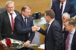 D. Grybauskaitė nesureikšmina koalicijos stabilumo