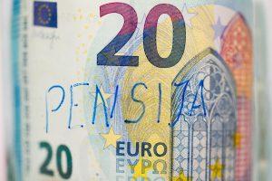 Privačių pensijų paveldėtojams jau išmokėta per 20 mln. eurų