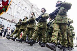 S. Skvernelis: Vyriausybė pasiruošusi perimti susitarimą dėl gynybos