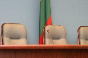 Ministerijų kancleriams įvestos ketverių metų kadencijos