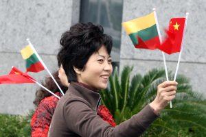 Kinai Lietuvoje nori steigti atsiskaitymo centrą