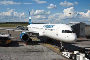 """Lietuvos oro erdvėje daugiausia skraidė Suomijos """"Finnair"""""""