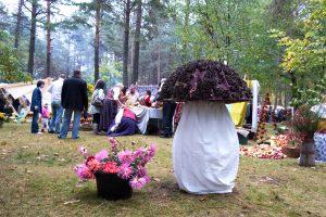 Dzūkijoje – jau 21-oji Grybų šventė