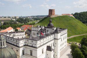 Bus naikinama Valdovų rūmų statybas prižiūrėjusi Vilniaus pilių direkcija