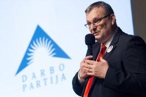 Darbo partija prieš pirmininko rinkimus rengia kandidatų debatus