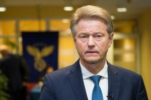 Lietuvai – spaudimas R. Paksui atverti kelią į Seimo rinkimus