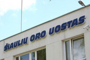 Šiaulių valdžia atsargiai žiūri į oro uosto plėtrą