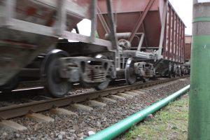 Skaudi nelaimė Vilniuje: traukinys užmušė jaunuolį
