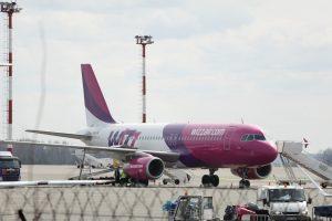 Vilniaus oro uoste – pavojingas incidentas