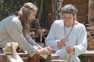 Kernavėje – gyvosios archeologijos dienos