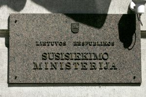 Registrų centro valdyboje – E. Radvilė ir E. Vaišvilas
