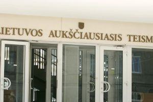 Teismas sprendžia: klebonas sukčiavo ar sulaukė teisėto atpildo