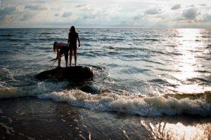 Galima drąsiai maudytis: Baltijos jūra – švari