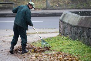 Dar viena galimybė užsidirbti – viešieji darbai