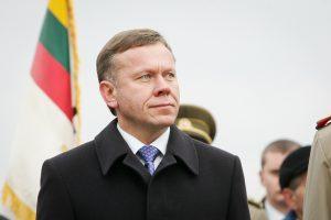 Radviliškio meras A. Čepononis lieka išteisintas dėl piktnaudžiavimo
