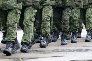 Pratybose Vokietijoje susimušė du lietuvių kariai savanoriai