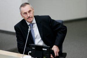 A. Sekmokas atsistatydina iš Vilniaus šilumos tinklų stebėtojų tarybos