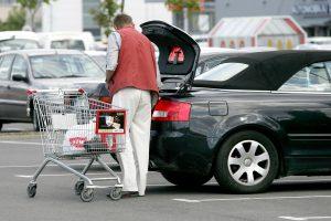 Automobilio praradimą finansiškai skausmingai pajustų tik kas dešimtas gyventojas