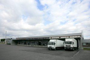 Lietuvos geografinė padėtis – dėkinga kurtis logistikos centrams