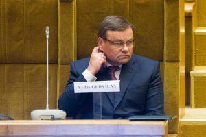 V. Gedvilas svarsto galimybę apskųsti Lietuvą Strasbūrui