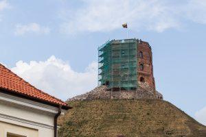 Architektas: restauruojant Gedimino pilį žengta atgal