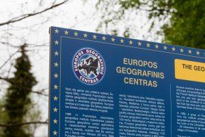 Savivaldybė neturi pinigų Europos geografiniam centrui
