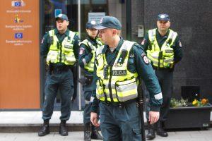 Pamokos po policininko žūties: griežtinama pareigūnų mokymų tvarka
