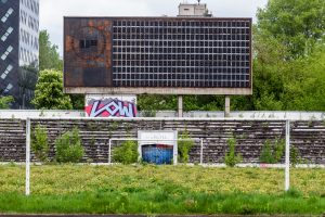 """Architektai buvusio """"Žalgirio"""" stadiono vietoje siūlo įrengti promenadą bei aikštę"""