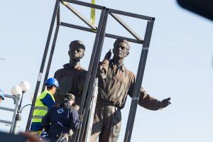 Galvosopė dėl Žaliojo tilto skulptūrų: saugoti ar pamiršti?