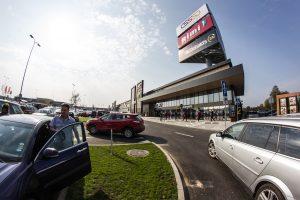 """Prie """"Ikeos"""" ir """"Nordikos"""" iškils dar vienas prekybos ir paslaugų centras"""