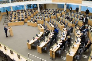 Kandidatu į Seimą iškeltas R.Malinausko aplinkos žmogus
