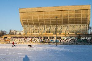 Daugiau konferencijų Vilniuje atsiras rekonstravus Sporto rūmus