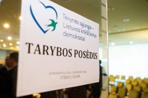 Konservatorius D. Kurtinaitis neteko Alytaus tarybos nario mandato
