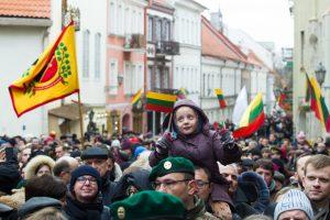 Lietuva švenčia 99-ąsias valstybės atkūrimo metines