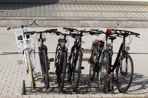 Apsauga nuo vagių: kauniečiai gali pažymėti dviratį