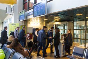 Oro uostų pusmetis: 15 proc. daugiau skrydžių ir naujas rekordas