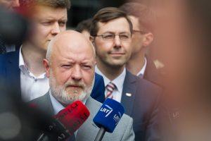E. Gentvilas: G. Steponavičiaus ir Š. Gustainio situacijos skiriasi