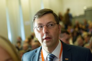 Mokesčių mokėtojai už G. Steponavičiaus mašiną sumokėjo 27 tūkst. eurų