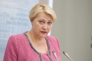 R. Budbergytė: mokesčiai turi išlikti stabilūs, paprasti ir aiškūs