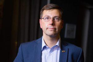 """G. Steponavičius: minimos organizacijos nėra partijų """"kromeliai"""" pinigams pumpuoti"""