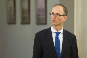 R. Norkus: kai kurių bylų nagrinėjimas teismuose užtrunka per ilgai