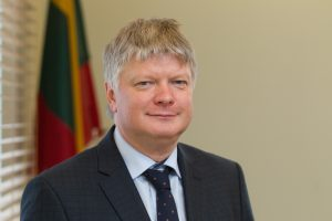 K. Navickas – apie tris prioritetus aplinkosaugoje