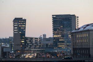"""""""Vilniaus vartai"""" taps technologinių verslų centru"""