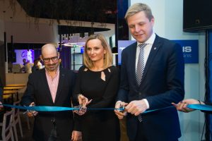 Vilniuje atidarytas didžiausias Lietuvoje tarptautinis biurų miestas