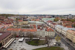 Vilniaus senamiestyje – dešimtys kritinės būklės pastatų