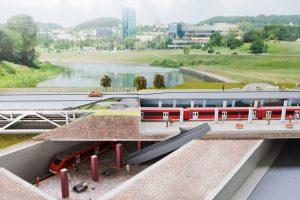 Valdžia vėl kalba apie metro Vilniuje