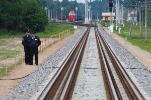 """R. Masiulis: """"Rail Baltica"""" infrastruktūra Lietuvoje turi priklausyti valstybei"""